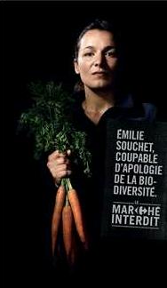 Carrefour, militant, biodiversité