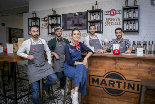 Martini, caffé, Torino, Paris