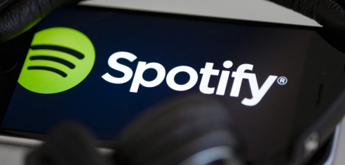 Spotify, Tencent, musique, straming