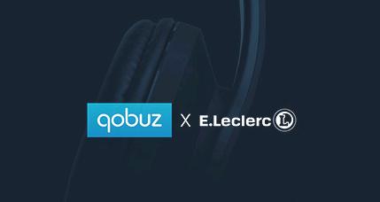 E.Leclerc, offre, musique, numérique, Qobuz