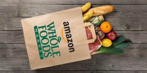 Livraison, alimentaire, amazon, fusionner, Fresh, Prime, Now