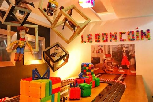 Leboncoin, pop-up, jouet, occasion