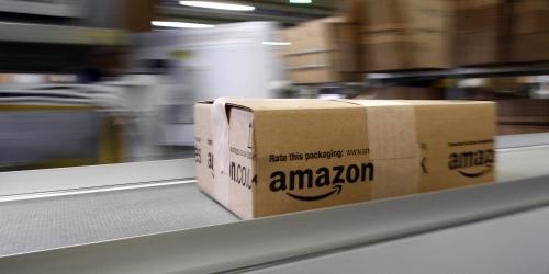 Amazon, débarque, Australie, défi, livraison