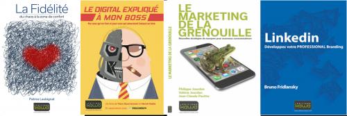 salon e-marketing, editions kawa, marketing de la grenouillegrenouille