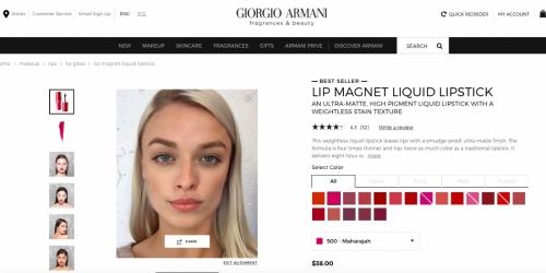 L'Oréal, ModiFace, avancée, beauty, tech