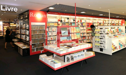 Fnac, peps, librairies