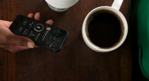 Starbucks, Online, Mobile