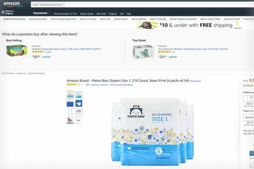 Amazon, lancer, marques, trois, produits