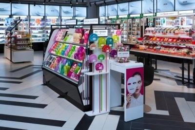 Sephora, nouvelle, génération, magasins, connectés