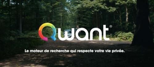 Qwant, anti, google, français, quitte, double; 2018