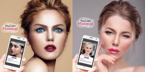 Applications, réalité, augmentée, stratégies, omni-canal, marques