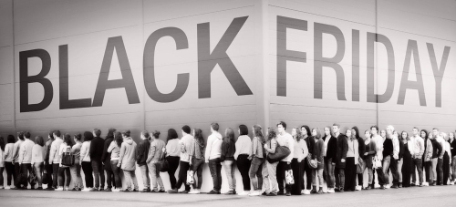 Black Friday, Cyber Monday, Français, 944 millions d'euros