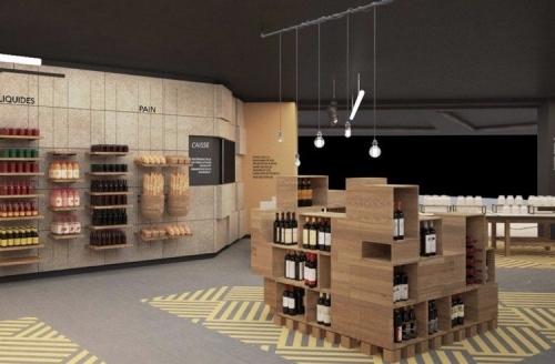E.LECLERC, concept store, produits locaux