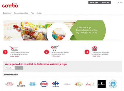 Merci Voisin, service, livraison, collaborative, Carrefour